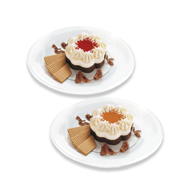 Coroncine gelato assortite