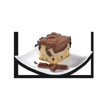 Chocolate Heaven Cube Cake