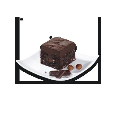 Devil's Chocolate Cube Cake