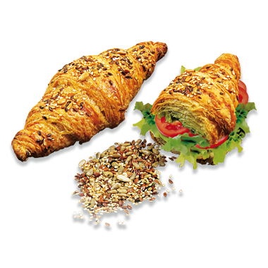 Cornetto Salato ai Cereali Vegan