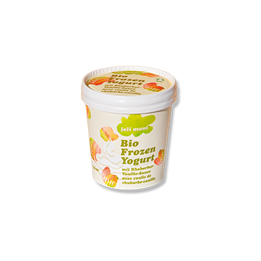 Bio Frozen Yogurt